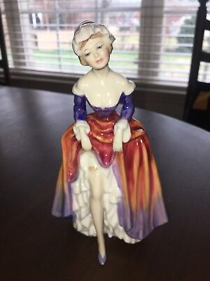 "Very Rare Royal Doulton Figurine ""Phyllis"" HN3180 Mint Condition"