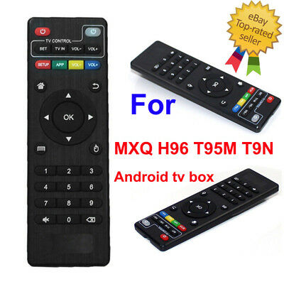 New Remote Control Replacement For MXQ Pro MX H96 T95M T95N M8S Android TV BOX