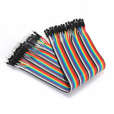Dupont Wire Multicolor Durable Male To Female Connector GPIO Electronic DIY