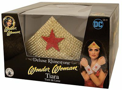 DC Comics Wonder Woman Tiara Costume Accessory