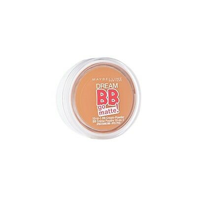 Gemey-Maybelline Dream BB Go Matte BB crème compact medium