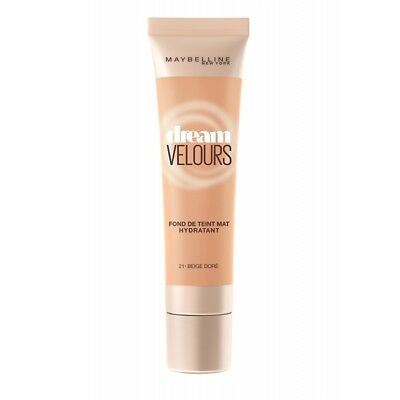GEMEY MAYBELLINE Dream Velours Fond de Teint 30 Sable 30ml