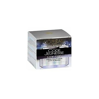 L'OREAL-Code Jeunesse Lumiere Soin Unifiant 50ml