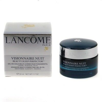 Lancome Visionnaire Nuit Beauty Sleep Perfector Gel-In-Oil 50ml Night Treatment