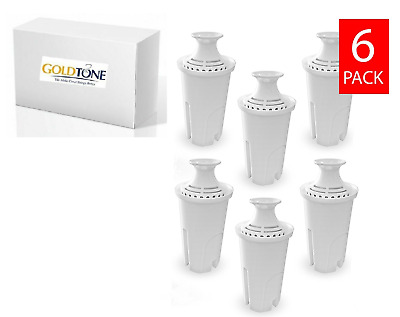 GoldTone Brand Charcoal Water Filters replaces Brita and Mavea Water Filters
