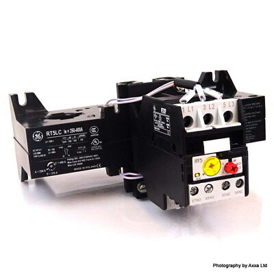 Overload Relay 113757 GE 250-400A RT5LC