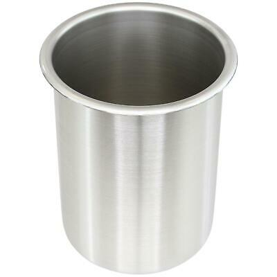 Best Value Vacs 2QT Tall Stainless Steel Vacuum Chamber- Pot Only, Made In USA