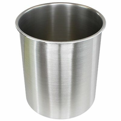 Best Value Vacs 3 Gallon Tall Stainless Steel - POT ONLY