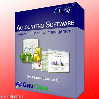 VALUE Financial Accounting Bookkeeping Software Personal or Small Business Use