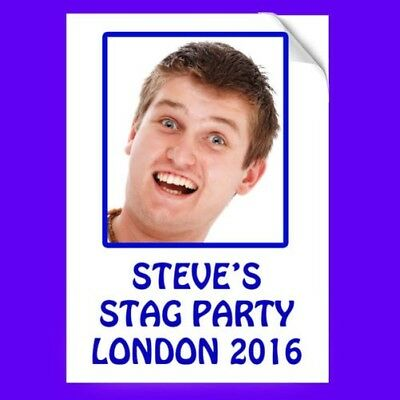 Stag Party Bride To Be Iron On Transfer Stag Do Any Photo Or Text Colour