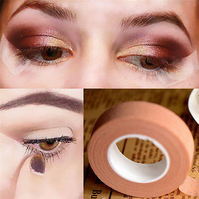 Roll Natural Invisible Double Eyelid Einseitiger Kleber Eyelift Tape Sticker WRD