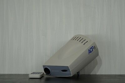 Topcon ACP-8 Auto Projector - Remote and Wall Mount Included