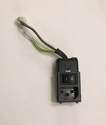 "Sony PS3 ""Fat"" Power Switch / Socket for Original Playstation 3"