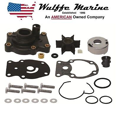 Johnson Evinrude 20 25 30 35 Hp Water Pump Impeller Kit replaces 393630 18-3382