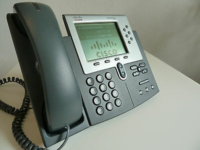 Cisco 7961 G-GE IP Phone / Telefon Gigabit