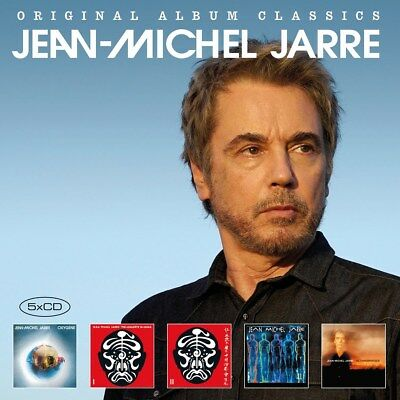 Original Album Classics - Volume II - Jean-Michel Jarre (Box Set) [CD]
