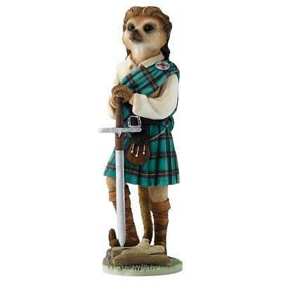 William Magnificent Meerkats Country Artists Figurine 27cm CA04498 RRP £44