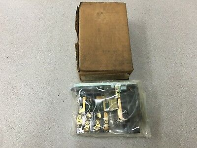 New In Box Joslyn Clark Relay 5Sg-76 With Kpmf-1 Auxiliary Contact