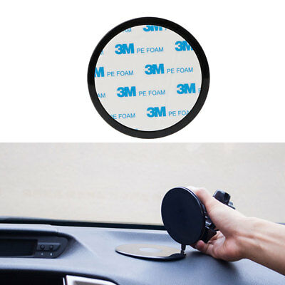 Car Dashboard Suction Cup Mount Base Adhesive Disc For Phone Tablet GPS Stand Ho