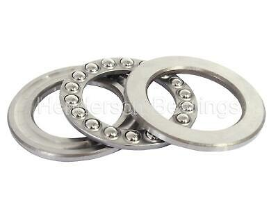 51205 3 Part Thrust Bearing Brand Rollway 25x47x15mm