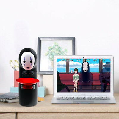 Spirited Away No-Face Man Coin Bank Automatic Eaten Bank Moneybox Storage Gift