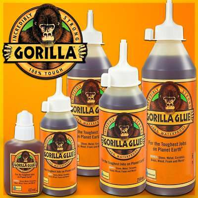 ORIGINAL GORILLA GLUE ✔100% Waterproof ✔Versatile✔Incredibly Strong✔°C Resistant