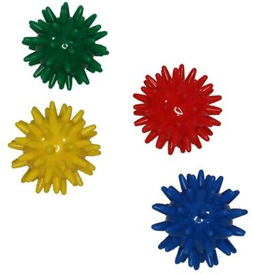 4x Massageball Ø5cm Massagebälle Wellness Massage Bälle Ball #2783