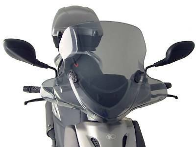 Windschild Puig City Touring smoke für Kymco Agility 50, 125 (09-14)