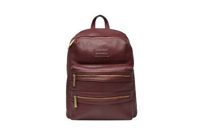 Honest City Backpack - Mulberry