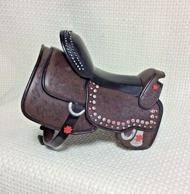 Toy Horse Saddle For Large Horse, Bratz  Pre-Owned