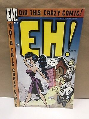 Eh! (1997 series) #1 in VF - condition. FREE bag/board