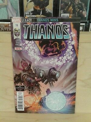 Thanos #16 1st Print Cosmic Ghost Rider Origin Donny Cates
