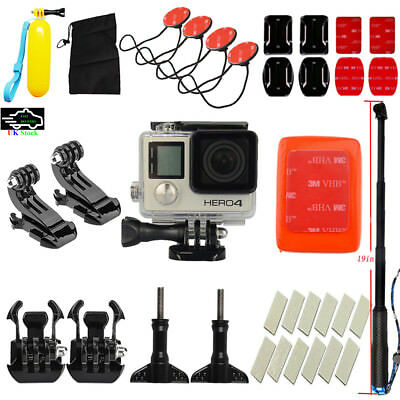Accessories Diving Sports Camera Selfie Stick Surfing Set for Gopro Hero 4 3+ Uk