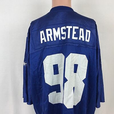 VINTAGE REEBOK JESSIE Armstead New York Giants Replica Jersey XXL  supplier
