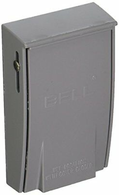 Hubbell-Bell 5030-0 1-Gang Weatherproof Vertical 30-50-Amp Receptacle Device ...
