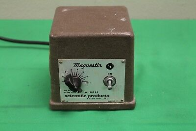 American Scientific Products Magnestir S8290 Magnetic Stirrer Tested Working