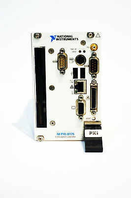 *USA* National Instruments NI PXI-8175 Controller Real-Time 9.0