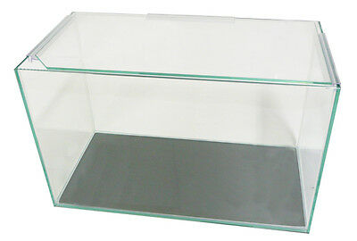 "Glass Fish Tank 24X12X15"" Brand New Aquarium 2ft"