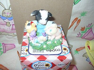 Mary's Moo Moos, The Best Friends I Cud Heifer Ask For... Exclusive RARE 2004