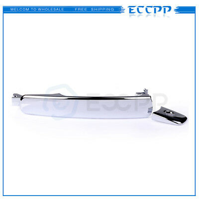 CHROME  Front Left LH Outside Exterior Door Handle for Various Nissan &Infinity
