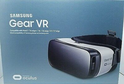 New in box-SAMSUNG GEAR VR for Note5 S6 S6Edge S6Edge+ S7 S7Edge+ SM-R322NZWAXAR