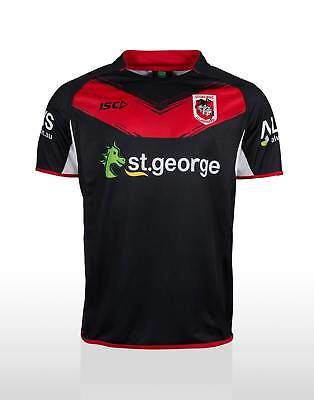St George Illawarra Dragons 2014 Nrl Mens Training Jersey New With Tags