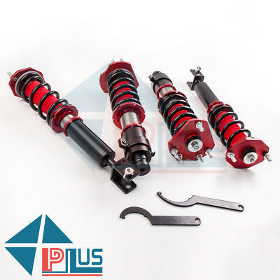 For Honda Prelude 1992-2000 Full Set New Coilover Damper Coil Spring Struts APK
