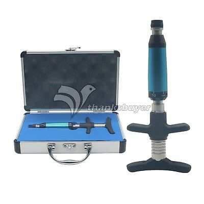 Single Head Chiropractic Adjudting Tool Spine Activator Back Messenger 6 Levels