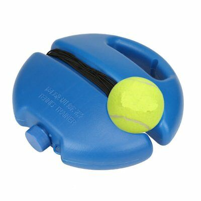 Singles Tennis Trainer Training Practice Balls Back Base Trainer Tools + Ball
