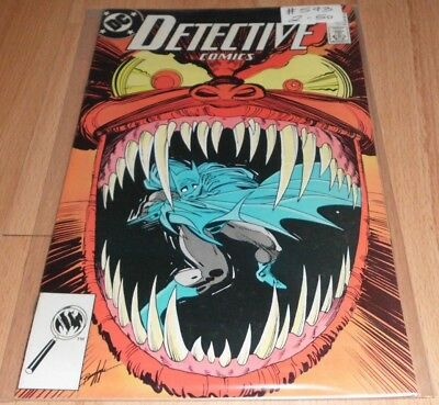 Detective Comics (1937 1st Series) #593...Published Dec 1988 by DC.