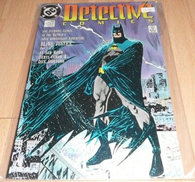 Detective Comics (1937 1st Series) #600...Published May 1989 by DC.