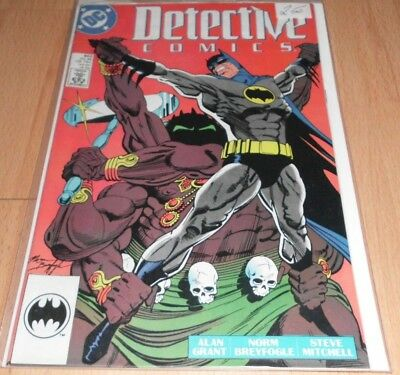 Detective Comics (1937 1st Series) #602...Published Jul 1989 by DC.