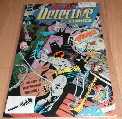 Detective Comics (1937 1st Series) #613...Published Apr 1990 by DC.