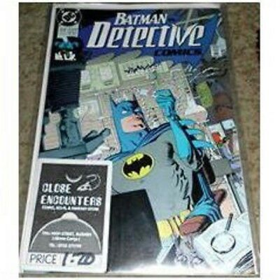 Detective Comics (1937 1st Series) #619...Published August 1990 by DC.